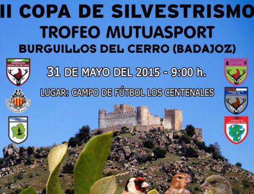 La II Copa Mutuasport de Silvestrismo se celebra el 31 de mayo