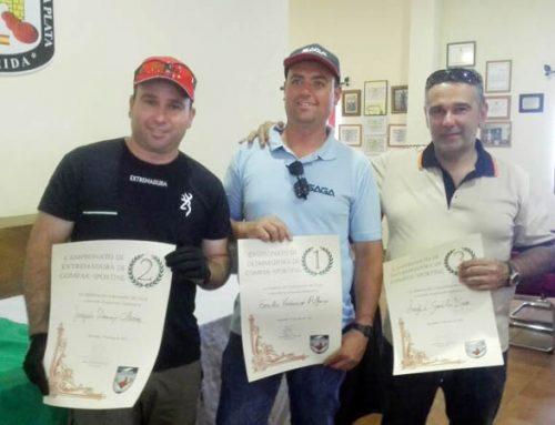 Emilio Verdasco impone su ley en el Autonómico de Compak Sporting