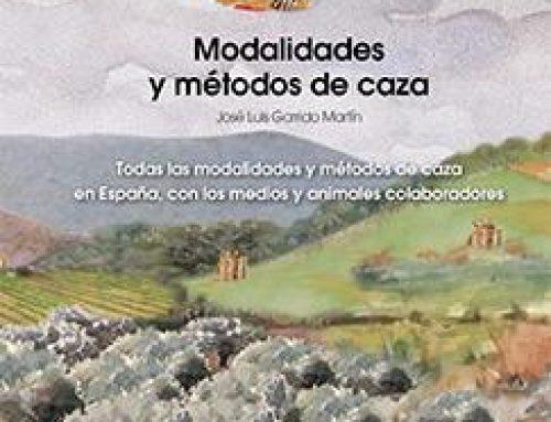 José Luis Garrido: Modalidades y métodos de caza