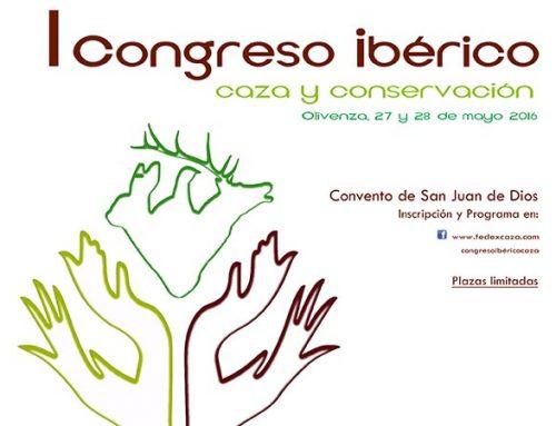 Mañana arranca el Congreso Ibérico de Caza y Conservación
