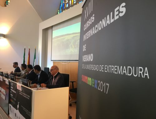 Algunas conclusiones tras el Curso Internacional de Verano de la Universidad de Extremadura 'La caza en el entorno del turismo, al empresa y el desarrollo rural'