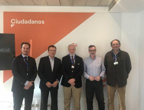 La Fundación Artemisan presenta su proyecto a Ciudadanos