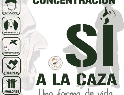 Las Federaciones de Caza convocan a los cazadores en más de 50 ciudades el 15 de abril para reivindicar la caza como forma de vida
