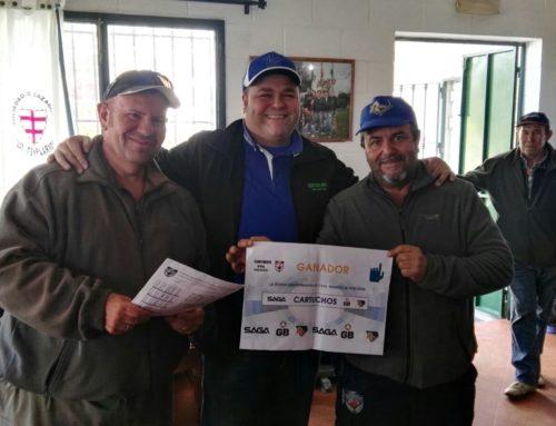 Jesús Falero se proclama campeón provincial de Compak Sporting en Badajoz