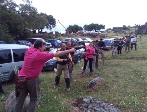 Celebrado en Plasencia el XVII Campeonato de Extremadura de Recorridos de Caza con Arco