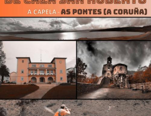 A Capela y As Pontes acogen este fin de semana el Nacional de San Huberto