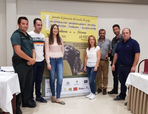 Galgueros de Madrid, Andalucía, CLM y Extremadura participan en la I Jornada de Formación del Mundo del Galgo