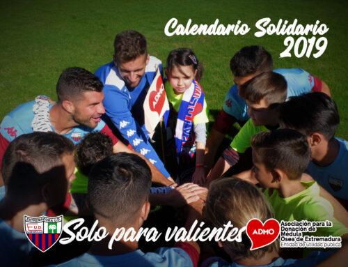 FEDEXCAZA colabora con ADMO en la distribución de su calendario solidario