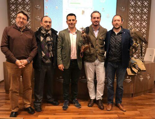 El Campeonato de Extremadura de Cetrería reunirá el 19 y 20 de enero en Llerena a más de 50 cetreros nacionales e internacionales