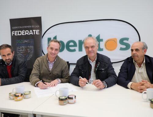 Iberitos se incorpora como empresa colaboradora de la Federación Extremeña de Caza