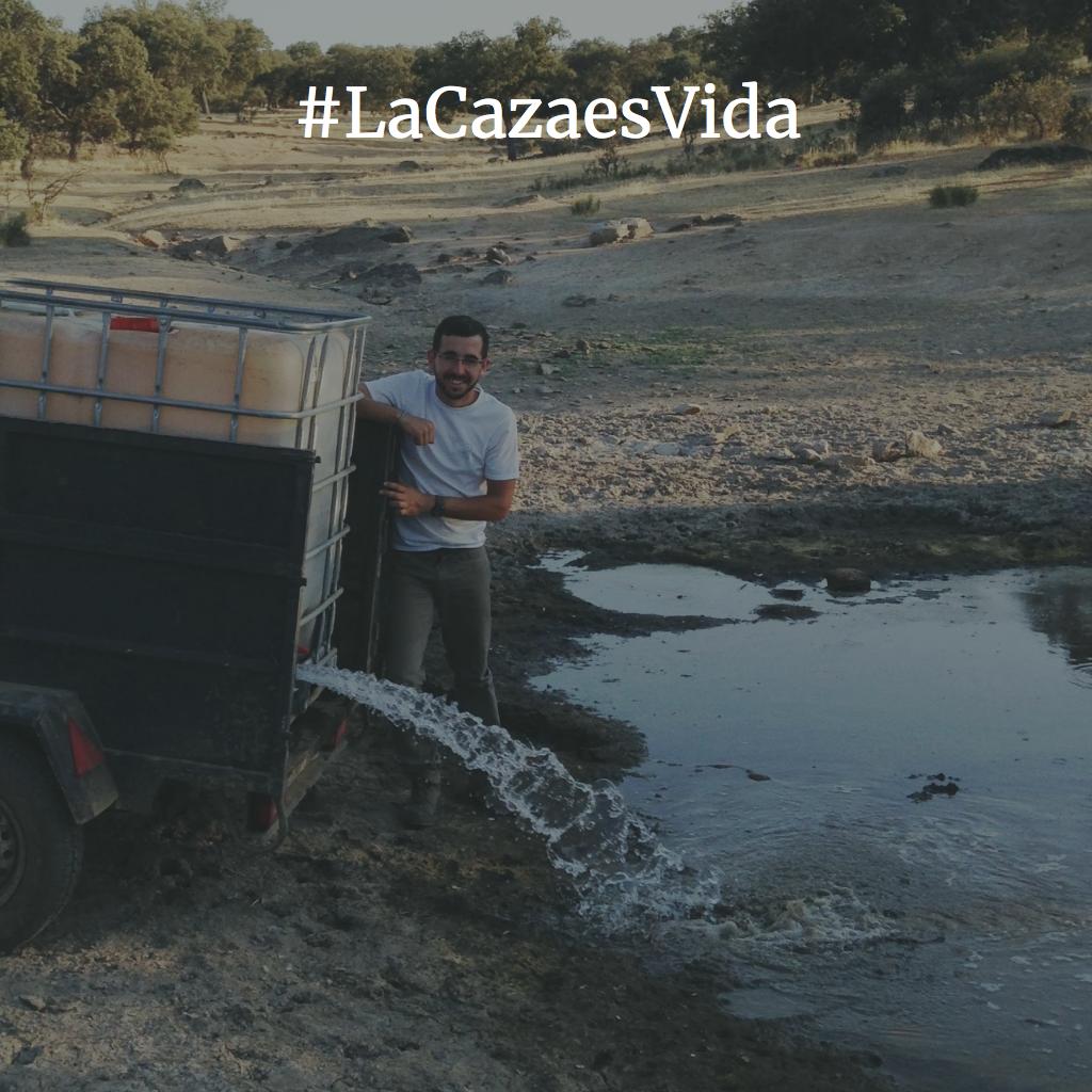 #LaCazaesVida
