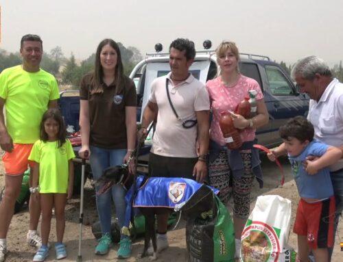 Celebrado en Esparragalejo el VI Trofeo FEDEXCAZA de liebre mecánica