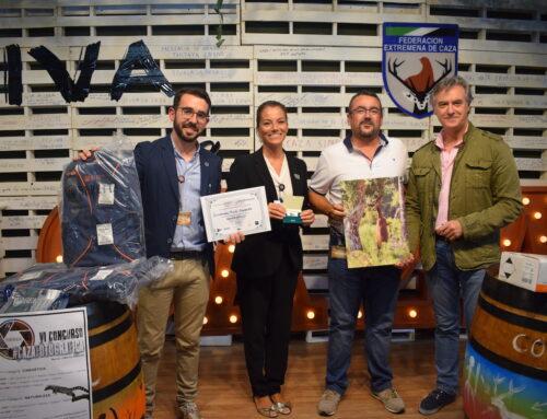 Victoriano Pinto y Javier Carvajal ganan el concurso Caza Fotográfica