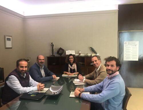 FEDEXCAZA presenta sus líneas estratégicas de trabajo a la Consejería de Transición Ecológica