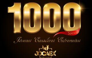 Jocaex cuenta con más de 1000 socios