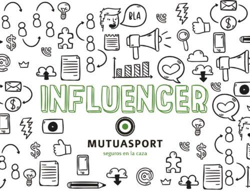 Mutuasport refuerza su campaña #StopAccidentesdeCaza con 11 influencers