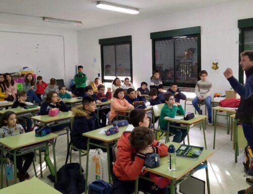 El proyecto escolar de FEDEXCAZA 'Caza y Naturaleza' llegará en su cuarta edición a casi 1.000 alumnos de Primaria