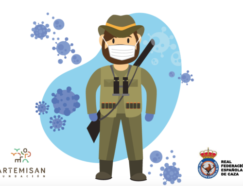 Guía de buenas prácticas para el cazador ante la pandemia del Covid-19