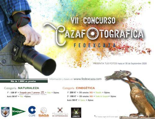 Convocada la séptima edición del concurso Caza Fotográfica