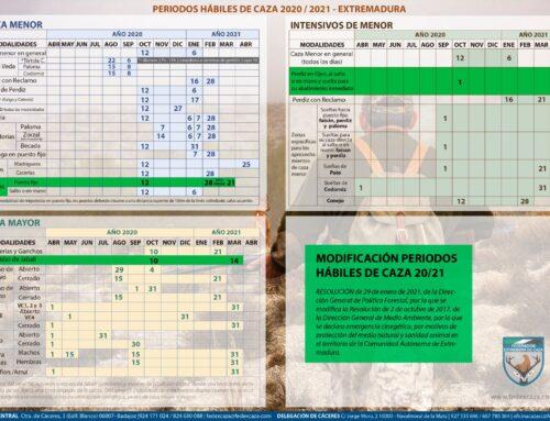 La Junta de Extremadura amplía el período hábil para la realización de batidas de jabalí y sueltas de perdiz