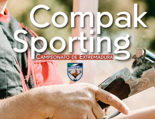 El Campeonato de Extremadura de Compak Sporting celebra su primera fase el 11 de abril en Jerez de los Caballeros