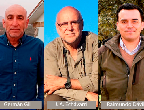 FEDEXCAZA incorpora a su directiva como vicepresidentes a José Antonio Echávarri y Raimundo Dávila y a Germán Gil como delegado de Rehalas