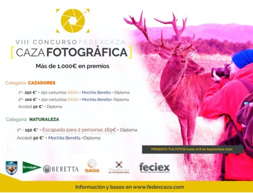 Convocada la octava edición del concurso Caza Fotográfica