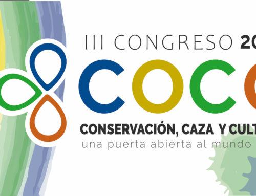 Cáceres acoge el 1 de octubre el III Congreso Conservación, Caza y Cultura