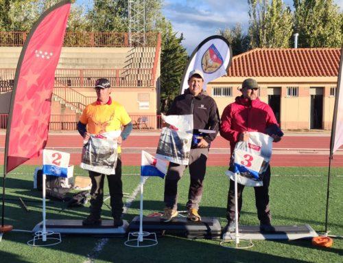 El extremeño Luis López, subcampeón de España de Field Target