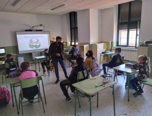 El proyecto escolar de FEDEXCAZA sobre 'Caza y Naturaleza' llegará este año a casi 1.000 alumnos de Primaria
